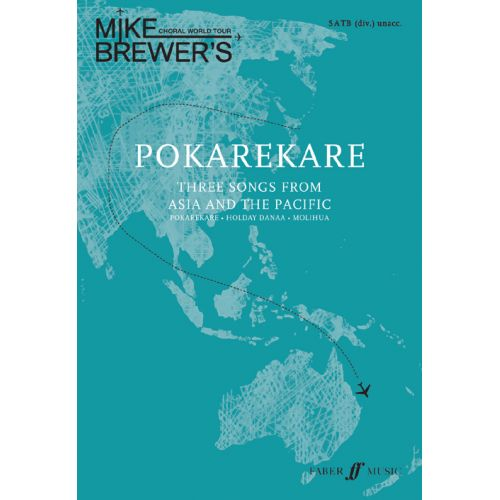 FABER MUSIC BREWER MIKE - CHORAL WORLD TOUR - ASIA - MIXED VOICES