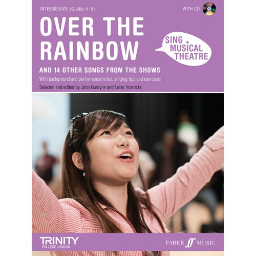 FABER MUSIC SING MUSICAL THEATRE - OVER THE RAINBOW + CD