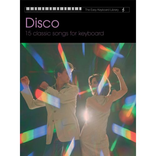 FABER MUSIC EASY KEYBOARD LIBRARY - DISCO - KEYBOARD