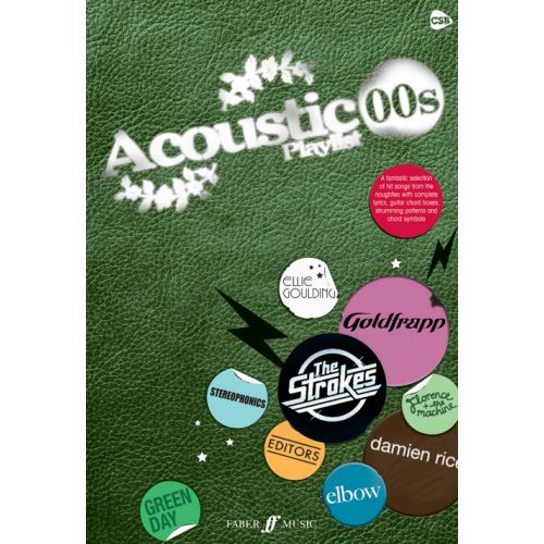 FABER MUSIC ACOUSTIC PLAYLIST - THE 00S - CHORD SONGBOOK