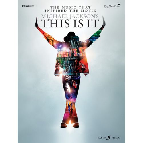 FABER MUSIC JACKSON MICHAEL - THIS IS IT (MOVIE VOCAL SELECTIONS) - PVG