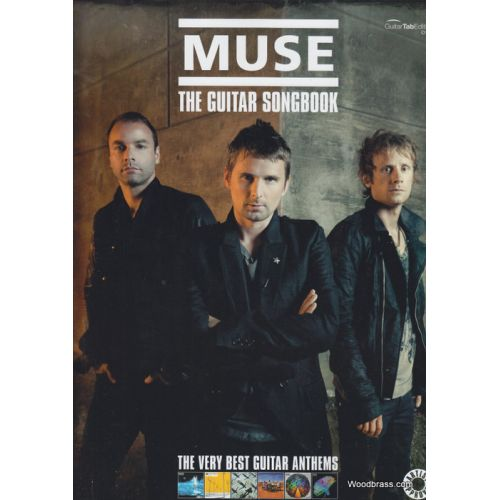 FABER MUSIC MUSE - THE GUITAR SONGBOOK - GUITAR TAB