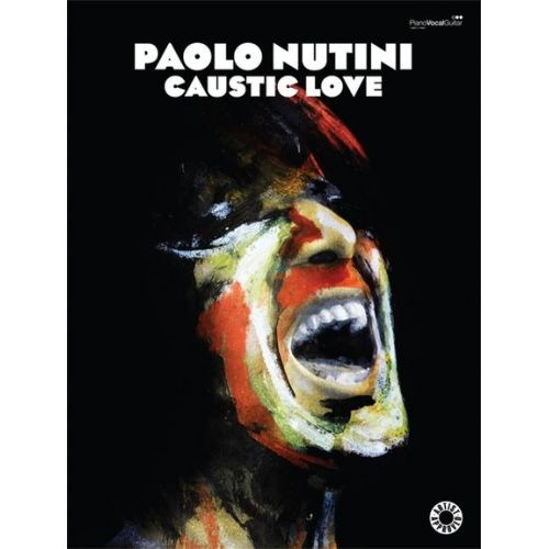 FABER MUSIC PAOLO NUTINI - CAUSTIC LOVE - PVG