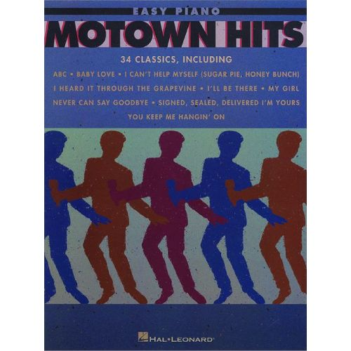 FABER MUSIC MOTOWN HITS - EASY PIANO