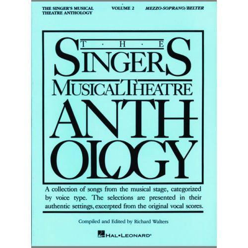 FABER MUSIC SINGERS MUSICAL THEATRE - MEZZO SOP 2 - VOICE AND PIANO