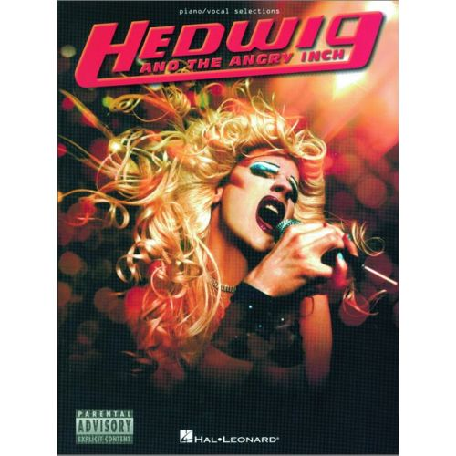 FABER MUSIC TRASK STEPHEN - HEDWIG AND THE ANGRY INCH - PVG