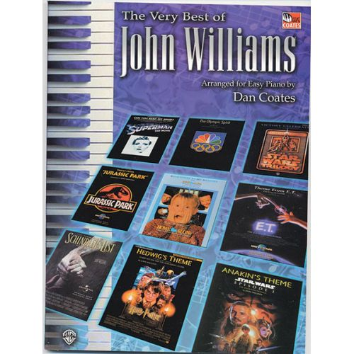 ALFRED PUBLISHING WILLIAMS JOHN - THE VERY BEST OF - PIANO SOLO