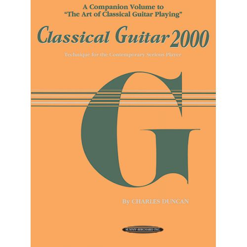 ALFRED PUBLISHING CLASSICAL GUITAR 2000 - GUITAR SOLO