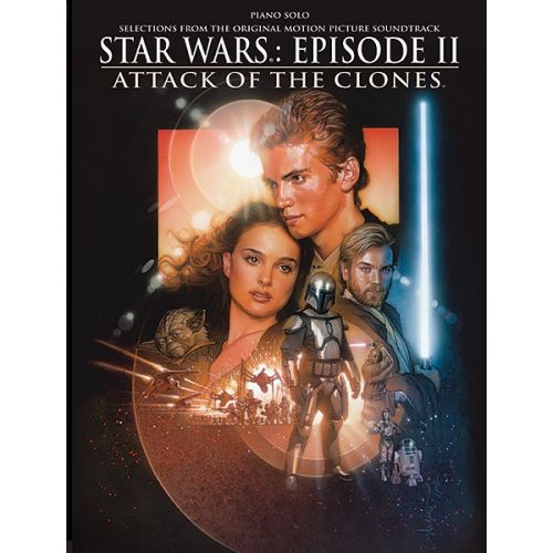 ALFRED PUBLISHING WILLIAMS JOHN - STAR WARS II: ATTACK OF THE CLONES - PIANO