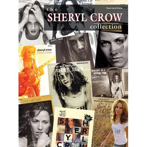 ALFRED PUBLISHING CROW SHERYL - COLLECTION - PVG