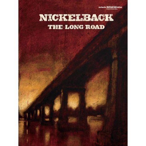 ALFRED PUBLISHING NICKELBACK - LONG ROAD - GUITAR TAB