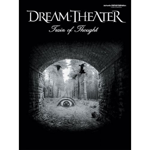 ALFRED PUBLISHING DREAM THEATER - TRAIN OF THOUGHT - GUITAR TAB