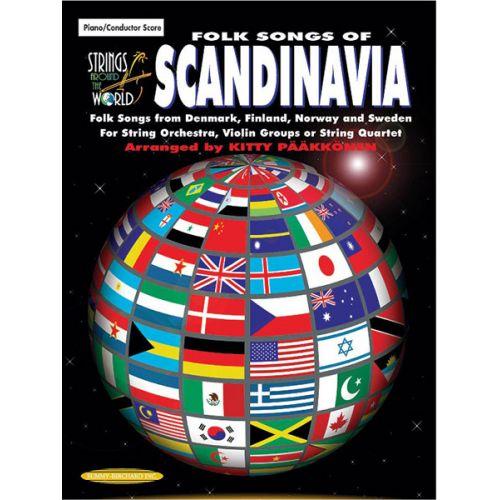ALFRED PUBLISHING FOLK SONGS OF SCANDINAVIA - STRINGSETS