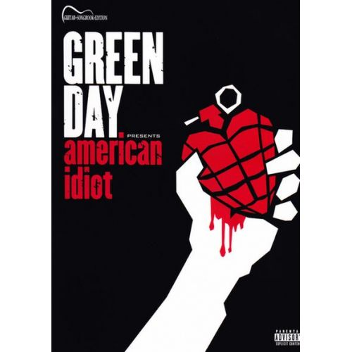 ALFRED PUBLISHING GREEN DAY - AMERICAN IDIOT - GUITARE TAB