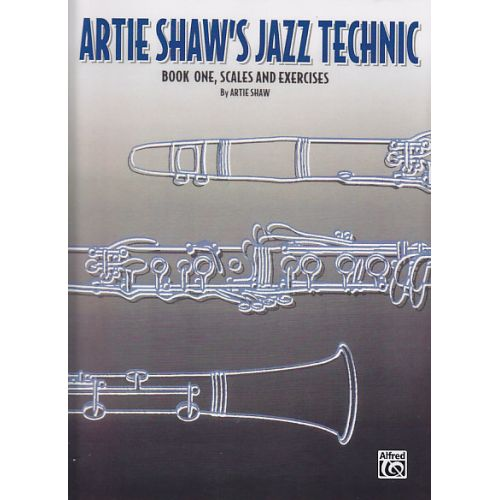 WARNER BROS ARTIE SHAW'S JAZZ TECHNIC BOOK 1