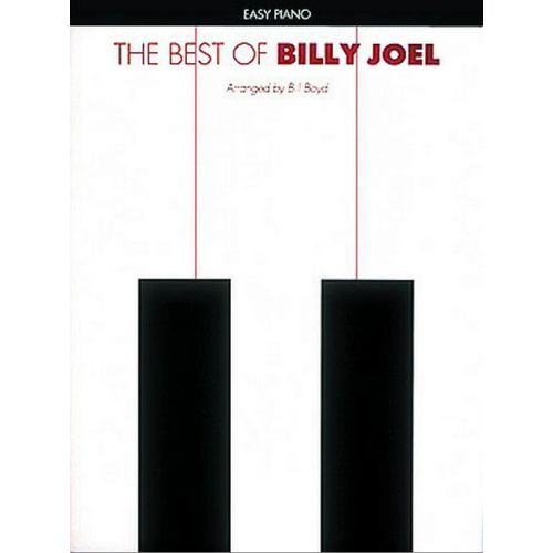 FABER MUSIC JOEL BILLY - BEST OF - PVG