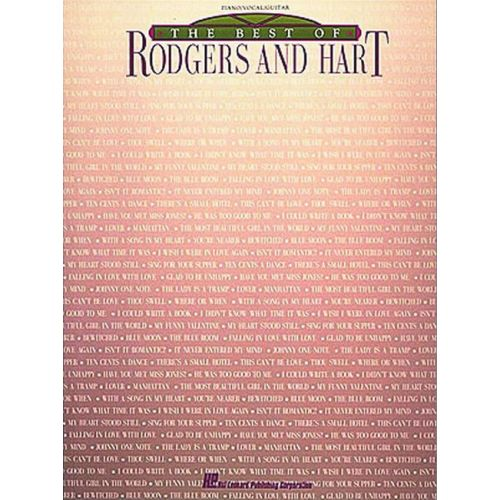 FABER MUSIC RODGERS / HART - THE BEST OF - PVG