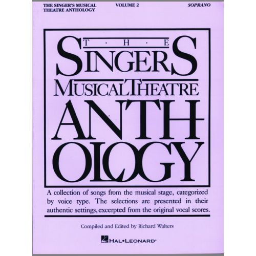 FABER MUSIC SINGERS MUSICAL THEATRE - SOPRANO 2 - PVG