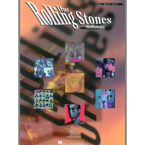 FABER MUSIC ROLLING STONES - ANTHOLOGY - PVG