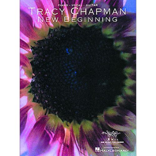 FABER MUSIC CHAPMAN TRACY - NEW BEGINNING - PVG