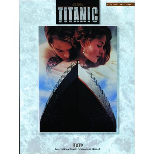 FABER MUSIC HORNER JAMES - TITANIC, MUSIC FROM - EASY PIANO