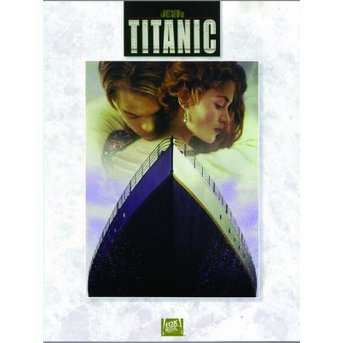 FABER MUSIC HORNER JAMES - TITANIC, MUSIC FROM - RECORDER SOLO