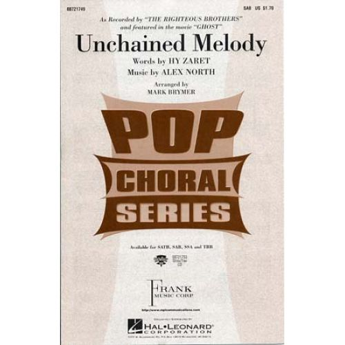 HAL LEONARD UNCHAINED MELODY - FORMAT