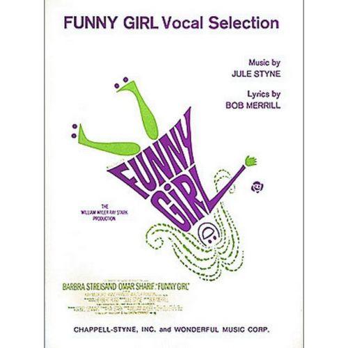 FABER MUSIC STYNE J / MERRILL B - FUNNY GIRL - PVG