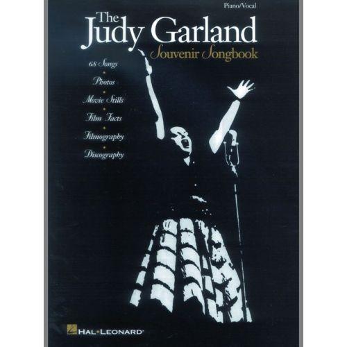 FABER MUSIC GARLAND JUDY - SOUVENIR - PVG