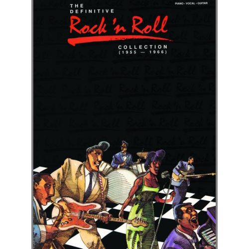 FABER MUSIC DEFINITIVE ROCK'N'ROLL COLLECTION - PVG