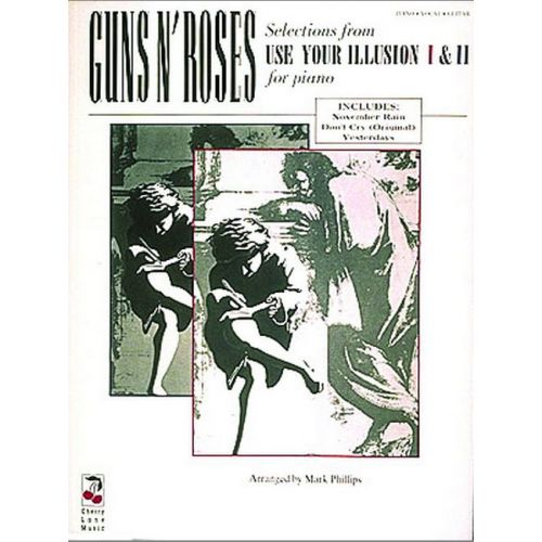 FABER MUSIC GUNS N' ROSES - USE YOUR ILLUSIONS I & II - PVG