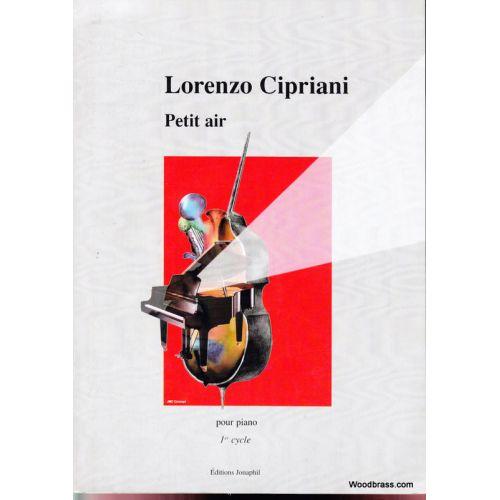 JONAPHIL CIPRIANI LORENZO - PETIT AIR
