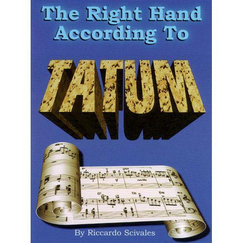 ALFRED PUBLISHING RIGHT HAND ACCORDING TO TATUM - PIANO