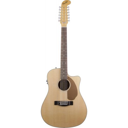 FENDER VILER V2 NATURAL