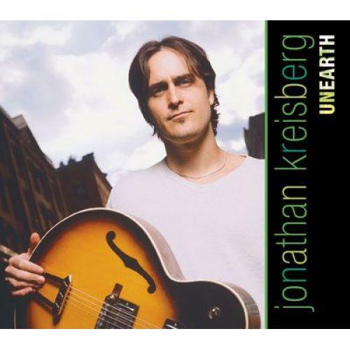 MEL BAY KREISBERG JONATHAN - UNEARTH - GUITAR