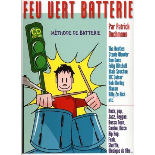 EMF FEU VERT BATTERIE + CD - PATRICK BUCHMANN