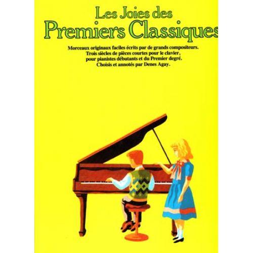EMF JOIES DES PREMIERS CLASSIQUES (PIANO)