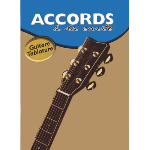 EMF A LA CARTE ACCORDS GUITARE TAB - JOE BENNETT