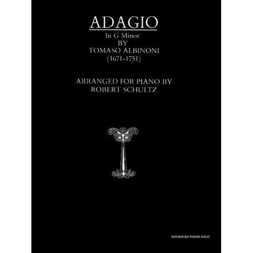 ALFRED PUBLISHING ALBINONI TOMASO - ADAGIO IN G MINOR - PIANO SOLO