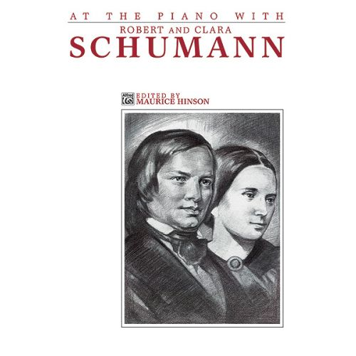 ALFRED PUBLISHING SCHUMANN ROBERT - AT THE PIANO WITH - PIANO