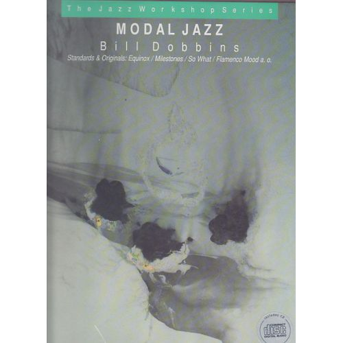 ADVANCE MUSIC DOBBINS B. - MODAL JAZZ-STANDARDS & ORIGINALS + CD