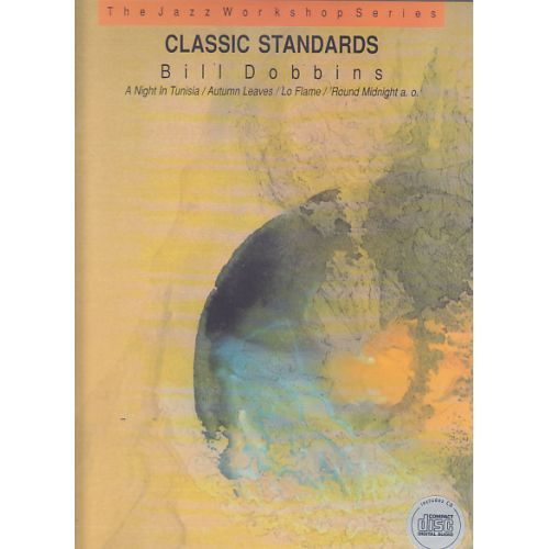 ADVANCE MUSIC DOBBINS B. - CLASSIC STANDARDS + CD