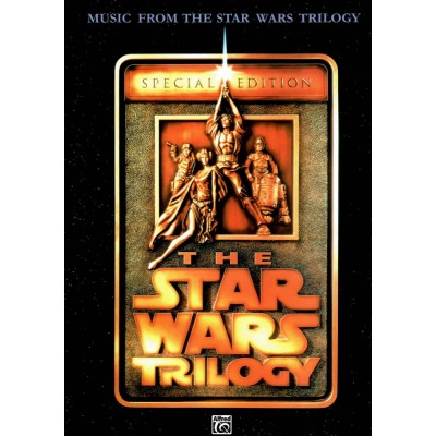 ALFRED PUBLISHING WILLIAMS JOHN - STAR WARS TRILOGY - PVG