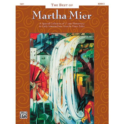 ALFRED PUBLISHING MIER MARTHA - BEST OF MARTHA MIER BOOK 2 - PIANO