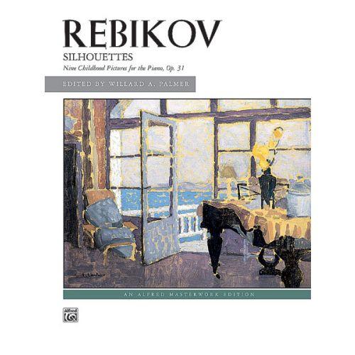 ALFRED PUBLISHING REBIKOV - SILHOUETTES - PIANO SOLO
