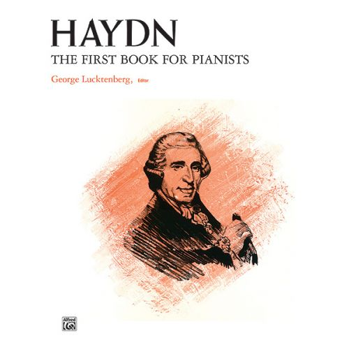 ALFRED PUBLISHING HAYDN FRANZ JOSEPH - FIRST BOOK FOR PIANISTS - PIANO