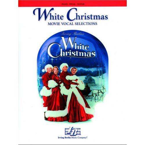 FABER MUSIC BERLIN IRVING - WHITE CHRISTMAS- VOICE