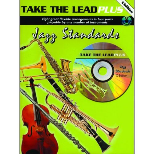 FABER MUSIC TAKE THE LEAD+ JAZZ STANDARDS + CD - JAZZ BAND
