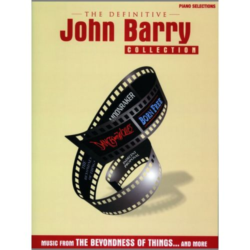 FABER MUSIC BARRY JOHN - DEFINITIVE COLLECTION - PVG