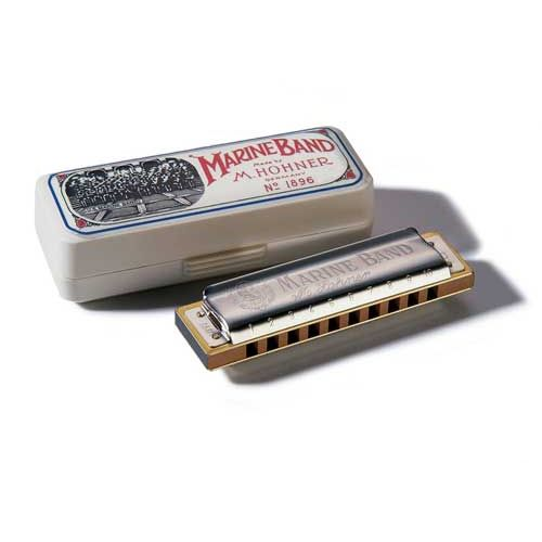 HOHNER MARINE BAND 10 TROUS C DO